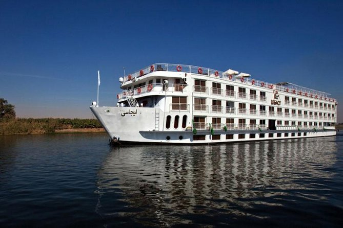5 days 4 nights Nile cruise from Luxor to Aswan with sleeping train from Cairo