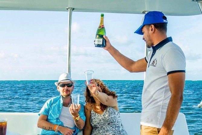Breakers Private Catamaran Adventure - Sail Punta Cana in your own Boat!