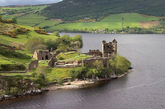 Tour 5 - Secret Loch Ness, Inverness, Castles, Waterfalls & Refreshments