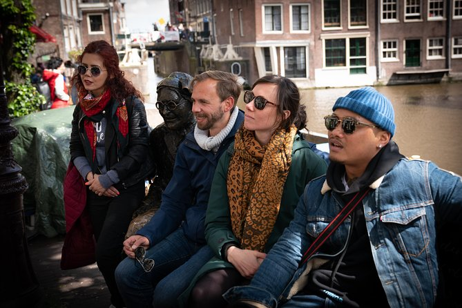 Walking Tour: Amsterdam Liberal Capital of the World