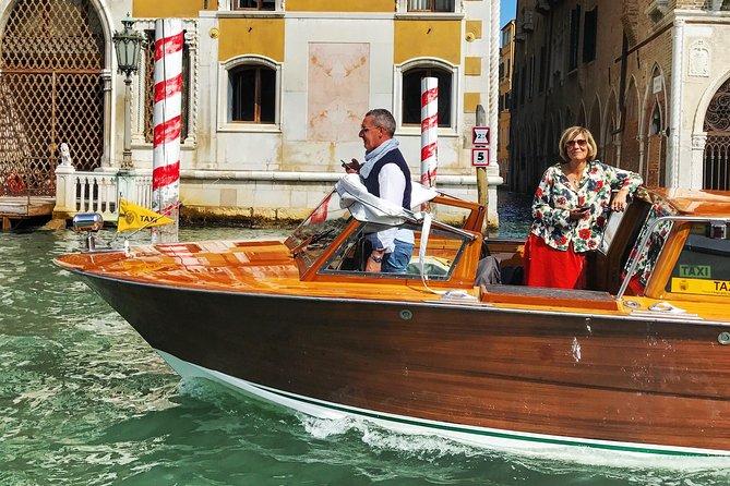Private Transfer from Santa Lucia train station to Hotel in Venice City Center