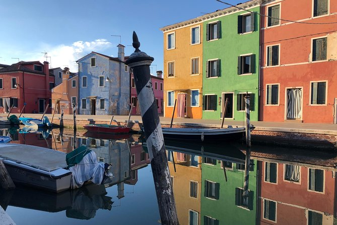 Grand Canal & Murano boat tour from San Marco Square