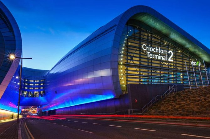 Dublin Airport To Dublin City Centre Private Car Transfer