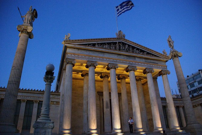 Athens by Night private tour /5 hours (with live music & Folklore dance) photo 7