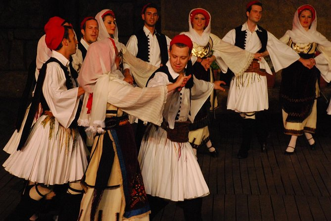 Athens by Night private tour /5 hours (with live music & Folklore dance) photo 4