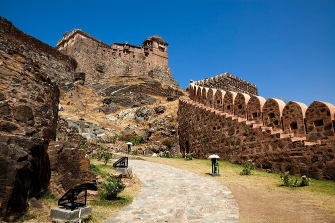 Kumbhalgarh Trails (Guided Full Day Sightseeing Tour Udaipur)