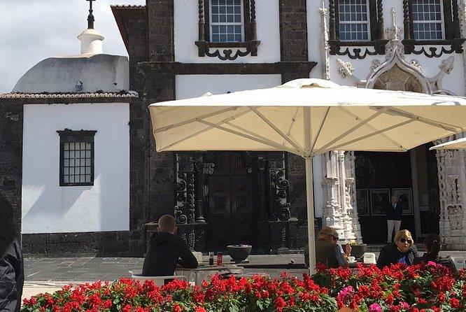 Ponta Delgada Walking Tour
