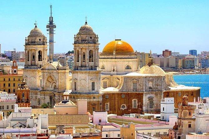 Jerez & Cádiz from Sevilla day trip