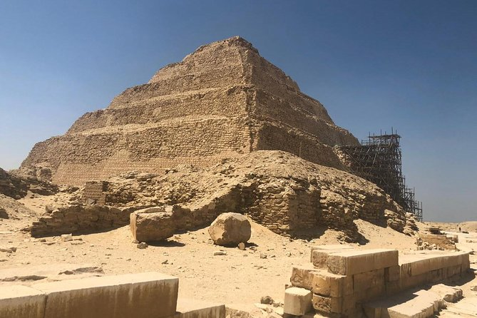 Private Tour To Sakkara and The Egyptian Museum