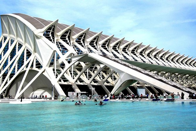 City of Arts and Sciences and Turias Garden´s Bike Tour