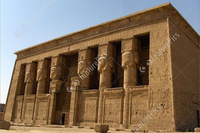 Luxor, Dandara and Abydos for 2 days