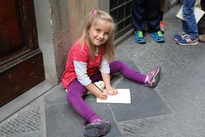 Piazza Navona Rome Kids Sketch Class