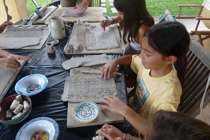 Florence Italy Family Ceramics Class