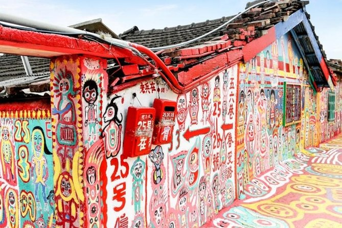 Taichung Art and Culture Tour