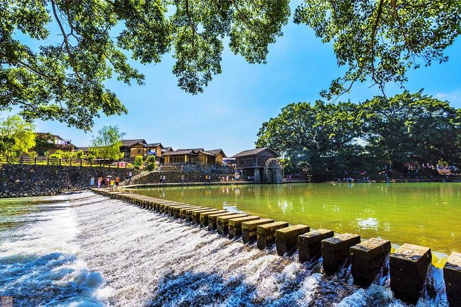 Tour Guide and Car: Private Day Tour to Tianluokeng Tulou and Yunshuiyao Village