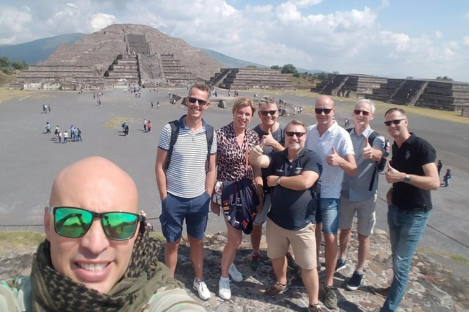 Teotihuacan: City of the Gods. The best Private Tour