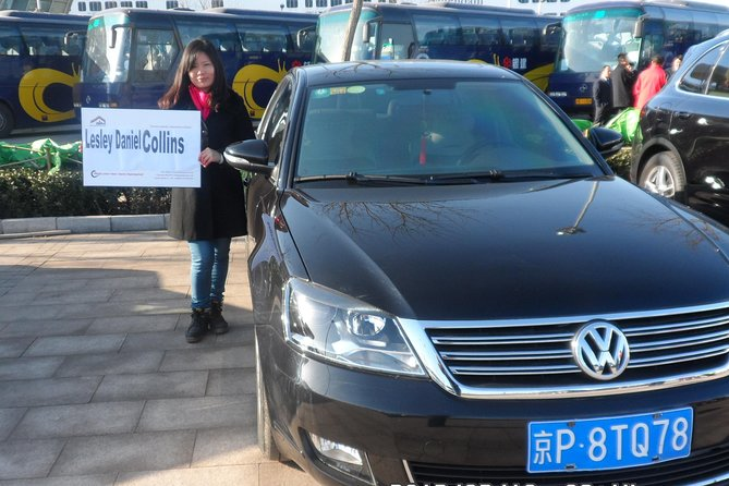 Beijing Daxing Airport Drop off Service by Private Driver with Car/Van