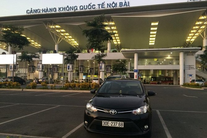 Hanoi Airport and Hanoi City Private Transfer
