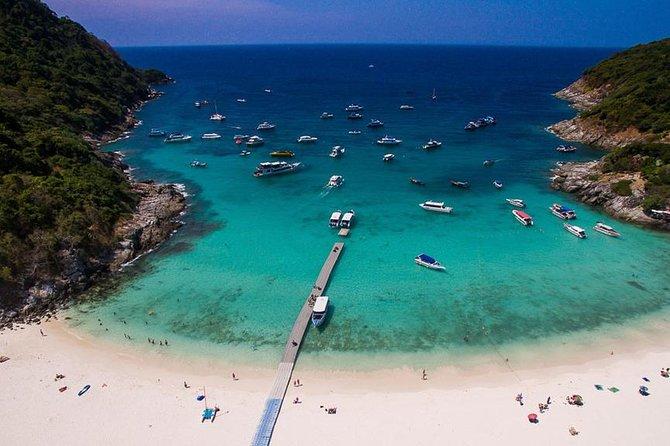 The Best Phuket 3 Islands Snorkeling Tour By Speedboat