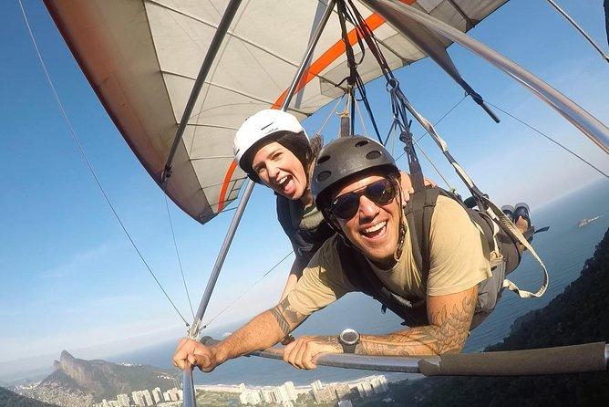 Hang Gliding and Paragliding in Rio de Janeiro
