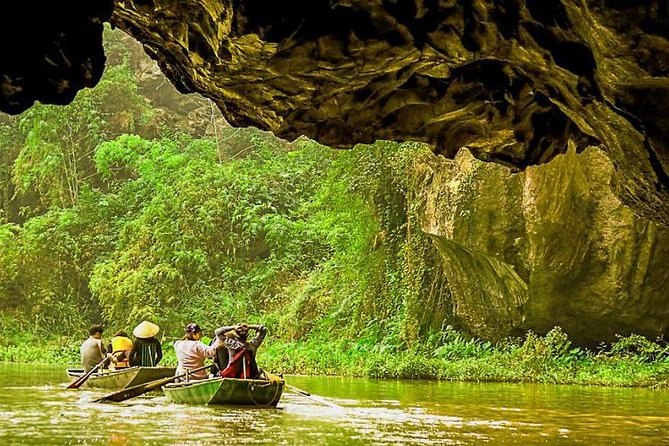 Hanoi - Ninh Binh - Ha Long Bay Tour 5 Days