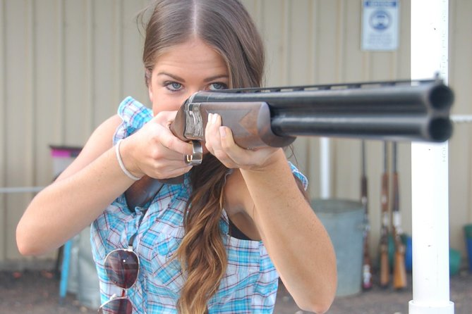 'Have a Go' Clay Target Shooting - Victoria (Werribee)