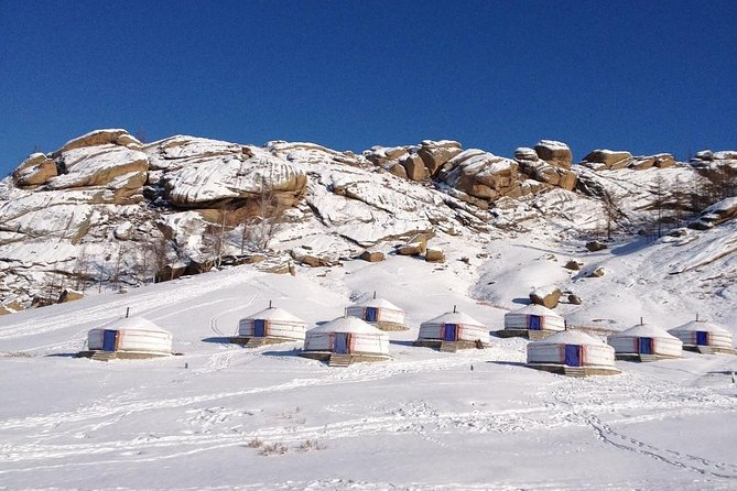 Mongolian Winter Tour 3D/2N