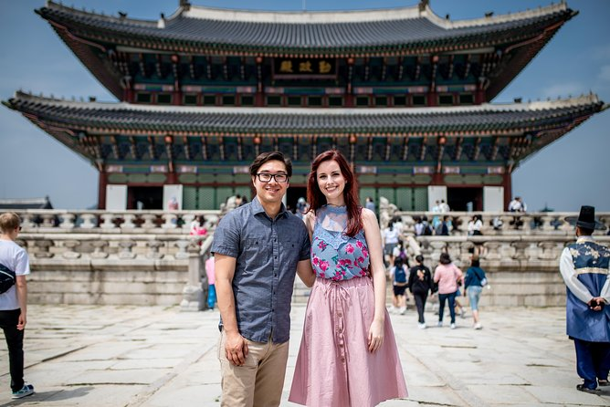 My Seoul story at the Royal Palace photo 6
