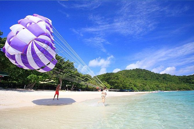 Phuket Coral Island by Speedboat Half Day Tour