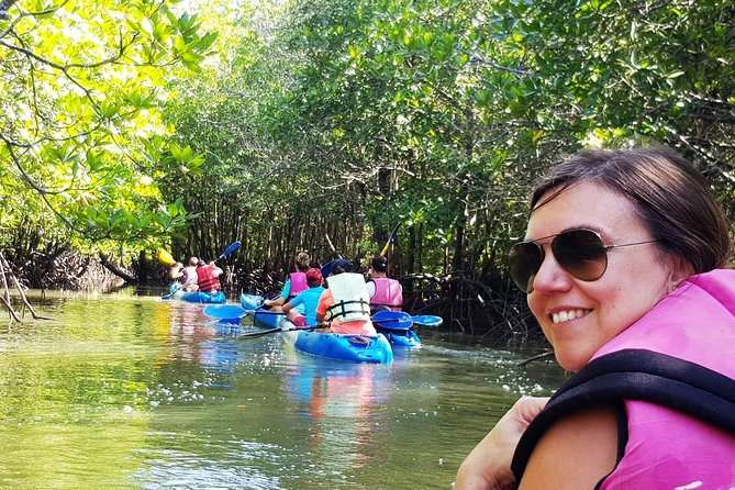 Half day Mangrove by Kayaking or Longtail boat from Koh Lanta