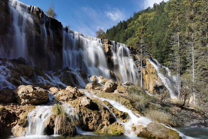 Private 3-Day Tour of Jiuzhaigou and Huanglong National Parks by Minivan