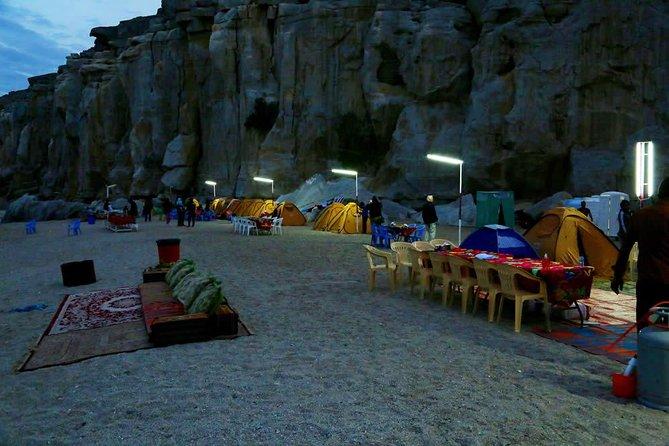 Absolute Beach (1 Night 1 Day Beach Camping)