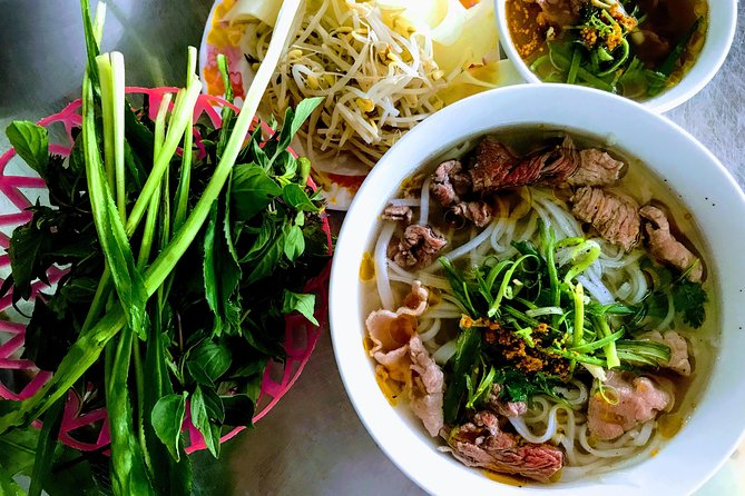 Hoi An City and Food Tour with Foot Massage