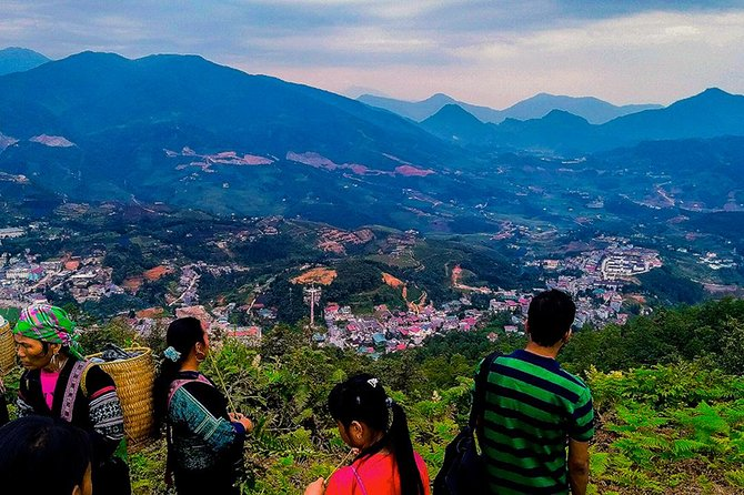 Sapa Hill-Tribe and Culture Trekking 2D2N