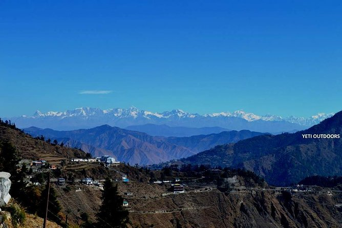 Musssorie and Landour Guiding