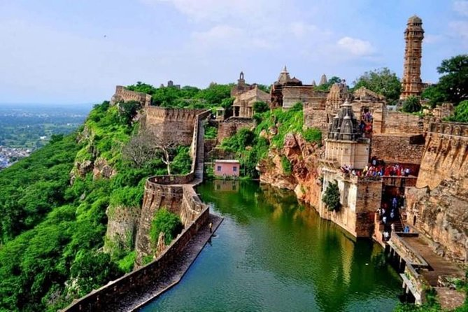 Same Day Excursion To Chittorgarh Fort From Udaipur