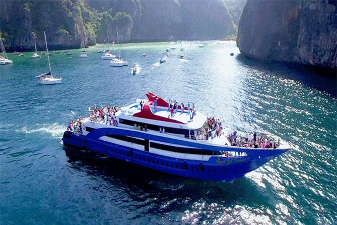 Phuket to Phi Phi by Royal Jet Cruiser - Day Tour