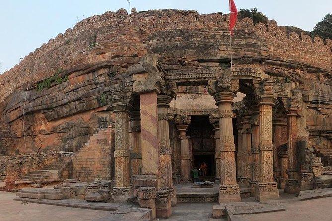 Historical Kalinjar Fort