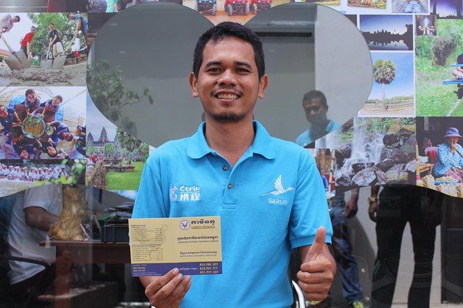 One WayTransfer: Phnom Penh or Siem Reap Transfer