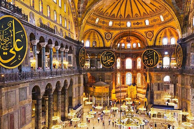 Istanbul Full Day Old City Tour