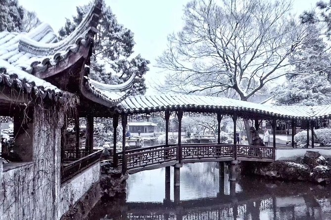 Private Tour to Classical Gardens of Suzhou, Pingjiang Road and the Grand Canal