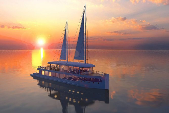 Luxury Jade sail cruise with 7 hours in Ha Long Bay