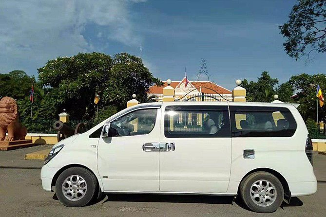 One Way Transfer: Phnom Penh to Sihanoukville or Back