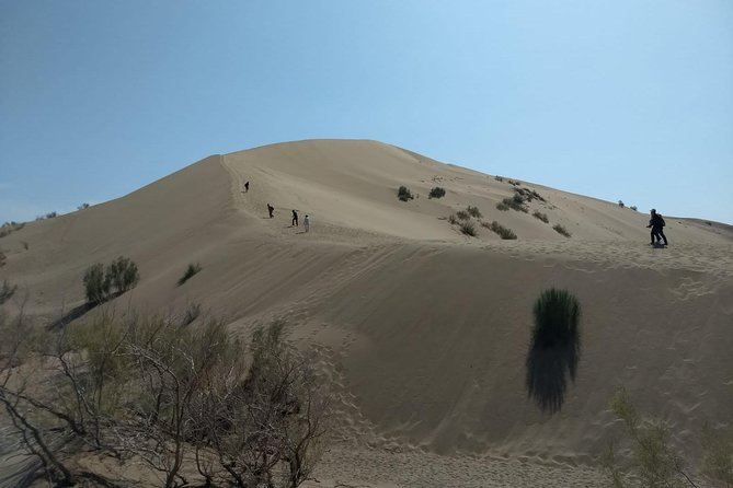 One day group tour to Altyn Emel:Singing Dune photo 2