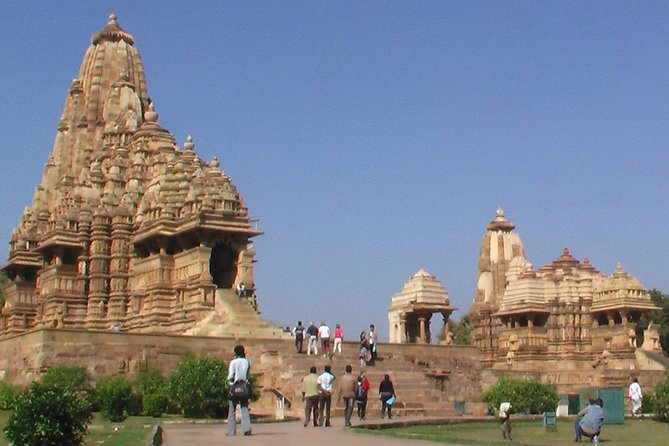Explore Historical Day Trip of Khajuraho Temples Tours, Sound & Light Show.