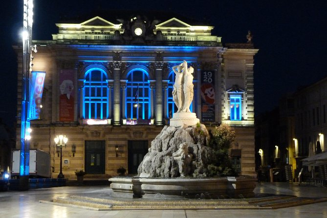 Montpellier Ghost Tour: City Center Exploration Game