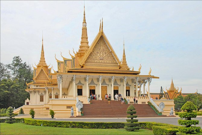 Excursion Phnom Penh Full Days Private Tours