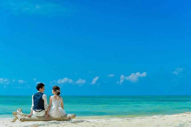 Pre-wedding & Family portrait photos in Ishigaki beach