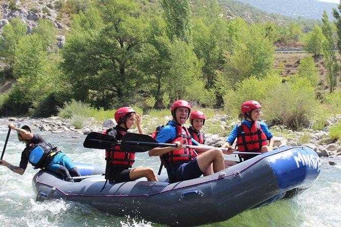 Rafting in Granada - Alpujarra