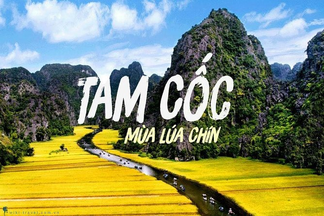 Mua cave- Tam Coc boat- Bich Dong- Biking- Day Trip from Hanoi with Limousine